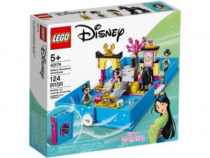 LEGO PRINCESS IL LIBRO DELLE FIABE DI MULAN 43174
