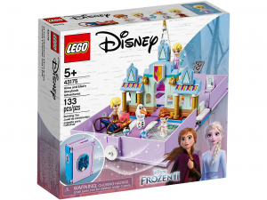 LEGO PRINCESS TBD-DISNEY 6 43175