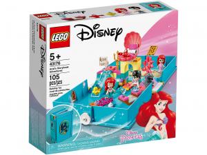 LEGO PRINCESS IL LIBRO DELLE FIABE DI ARIEL 43176