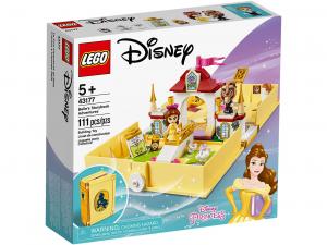LEGO PRINCESS IL LIBRO DELLE FIABE DI BELLE 43177