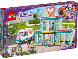 LEGO FRIENDS L'OSPEDALE DI HEARTLAKE CITY 41394