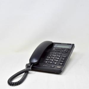Telefono Panasonic Nero Da