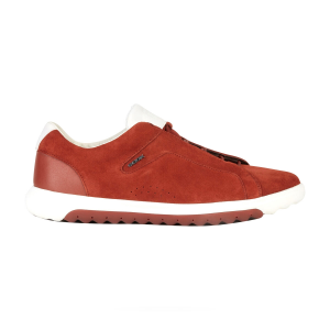 Détails sur GEOX RESPIRA HAPPY U4356H scarpe uomo sneakers pelle camoscio zeppa stringhe