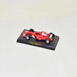 Modellino Ferrari F2005 Rubens Barrichello