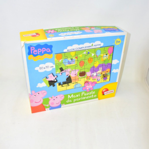 Puzzle Maxi Peppa Pig 50*70 Completo