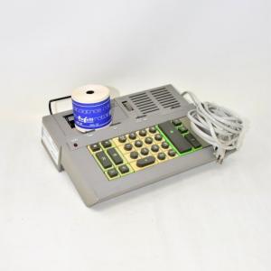 Calcolatrice Olivetti Logos 40 Grigia Funzionante