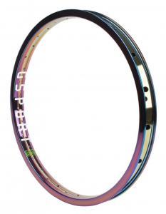 G-Sport Rollcage Cerchio Bmx | Colore Oil Slick