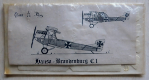 HANSA BRANDENBURG C1