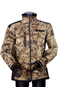 GIACCA SOFTSHELL IN TRE STRATI