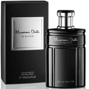 Massimo Dutti In Black Eau De Toilette Spray 100ml