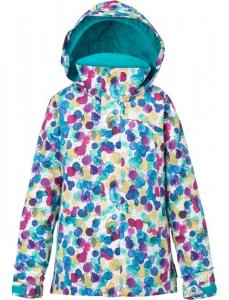 Giacca Snowboard Burton Kids Elodie Jacket Rainbow Drops