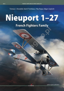 Nieuport 1-27 French Fighters Family