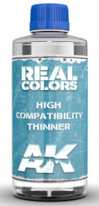 REAL COLORS THINNER 400ML