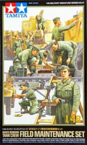 Tank Crew Field Maintenance