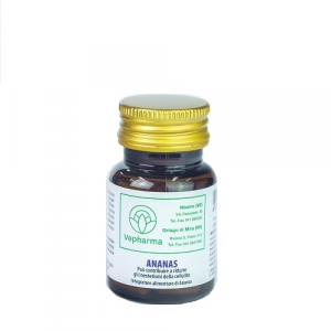 Ananas Gambo estratto secco titolato monopianta 50 capsule /420 mg
