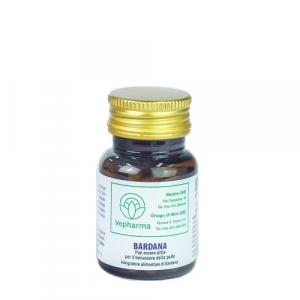 Bardana estratto secco titolato monopianta 50 capsule da 420 mg