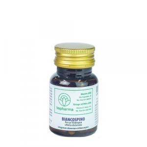 Biancospino Estratto Secco Titolato monopianta 50 capsule da 420 mg