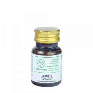 Equiseto estratto secco titolato monopianta 50 capsule da 420 mg