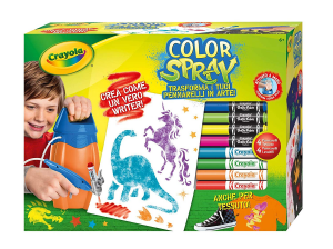 Color Spray Crayola