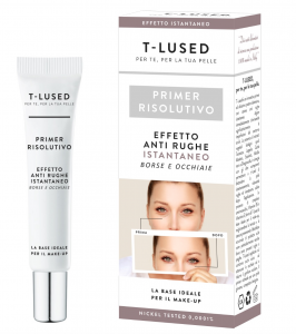 T-LUSED PRIMER RISOLUTIVO