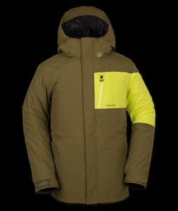 Giacca Snowboard Volcom Lins Gore
