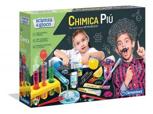Scienza Chimica più, Clementoni