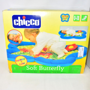 Tappetino Neonati Chicco Soft Butterfly 0-18m