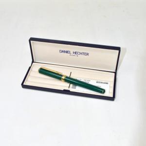 Penna Daniel Hechter Verde Stilografica