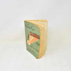 Libro Catalogo Gloria 1964 Dei Francobolli Italia