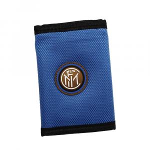 INTER - Portafoglio con portachiavi con logo ufficiale