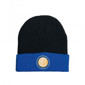 INTER - Cappello nero/azzurro adulto taglia unica