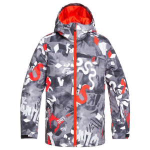 Giacca Snowboard QuikSilver KIDS Mission Vintage
