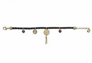 Swarovski Susan Bracelet, Chinese Motifs Crystal Authentic