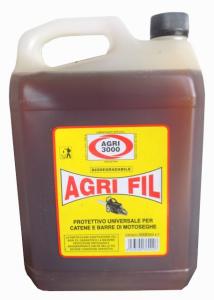 Olio per motosega Agri fil lt.5