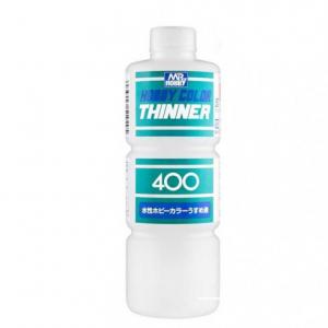 Mr. AQUEOUS ACRYLIC HOBBY COLOR THINNER 400 ML