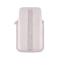 Silver Phone Case Swarovski