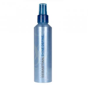 Sebastian Shine Definisce Spray Di Fissaggio Flessibile Con Luminosità 200ml