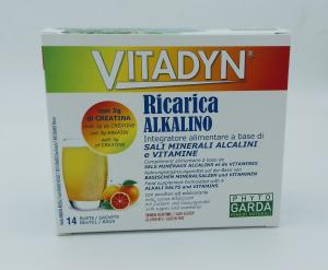 VITADYN RICARICA ALKALINO 14 BUSTE