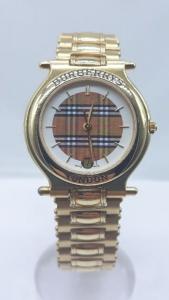 Orologio Burberrys London placcato oro, vendita online | OROLOGERIA BRUNI Imperia