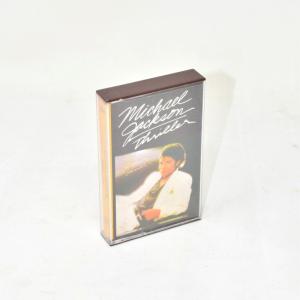 Audiocassetta Michael Jackson Thriller