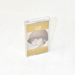 Audiocassetta U2 Originale