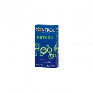 Non Stop Retard Control 12 Condoms Nominal Length 54mm