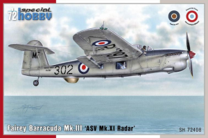 Fairey Barracuda Mk.III