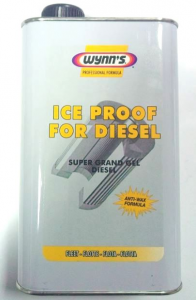 Wynn's Ice Proof for Diesel Lt 1