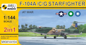 F-104A/C/G Starfighter