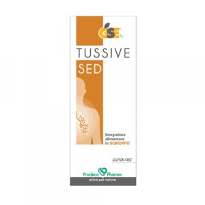 GSE Tussive Sed 120 ml. Sciroppo