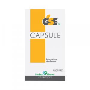 GSE Capsule 30 - Estratto di semi di pompelmo  30 capsule