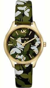 Michael Kors Lexington camuflage watch