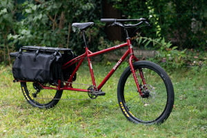 Surly Big Dummy Longtail Cargo Bike
