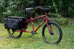 Surly Big Dummy Longtail Cargo Bike